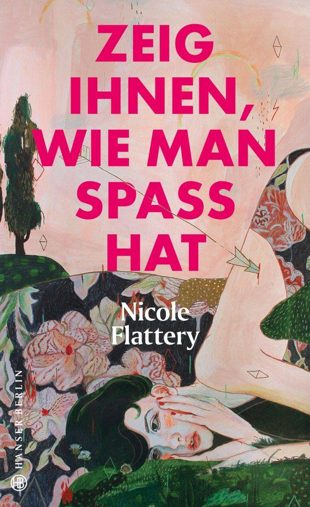 Nicole Flattery Buchbild