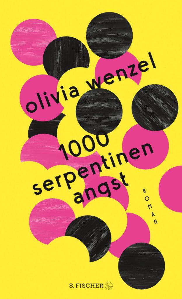 Buchcover Wenzel, 1000 Sepentinen Angst