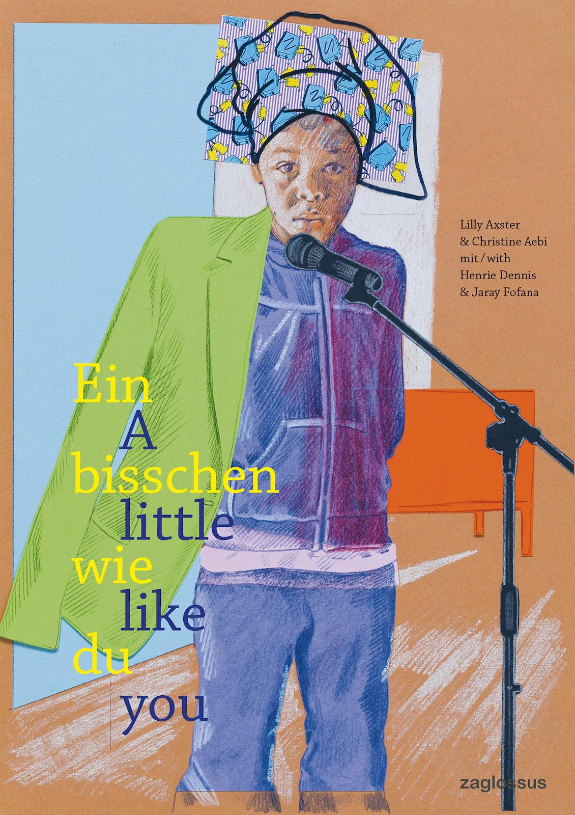 Buch: Ein bisschen wie du / A little like you