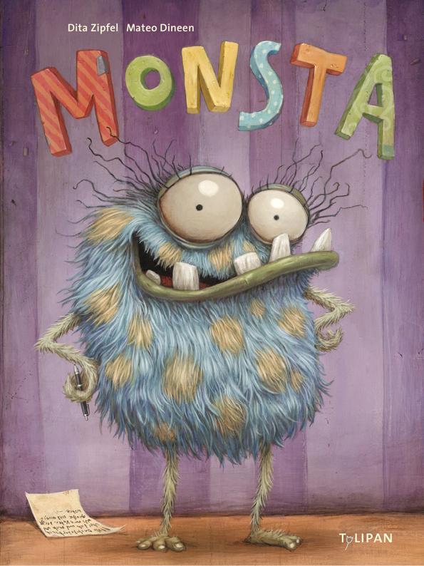 Buch: Monsta